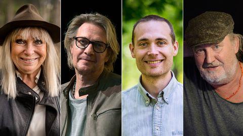Marie Bergman, Tommy Nilsson, Jesper Rönndahl och Plura är några av gästerna i veckans Go'kväll.