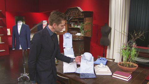 Fredrik Bernhardsson guidar dig genom skjortdjungeln och förklarar hur de olika storlekarna fungerar.