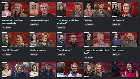 Se alla spegelvändningar i SVT Play.