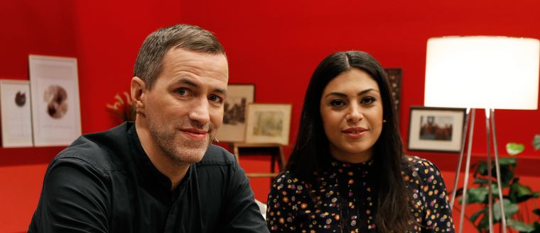 Marcus Biderholt och Mona Masri ger sina bästa boktips.