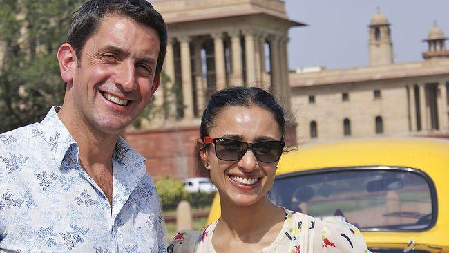 Indien på fyra hjul SVT se
