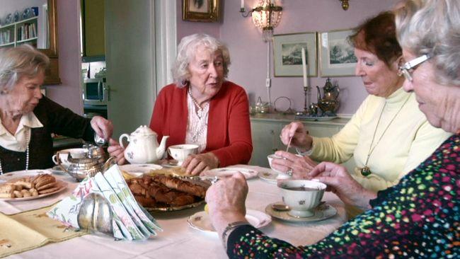 Bildresultat för Afternoon tea Kortdokumentär av Maria Fredriksson.