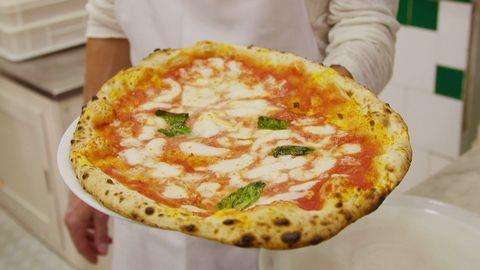 riktig pizzadeg recept