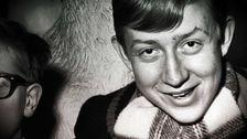 En ung Leif GW Persson.