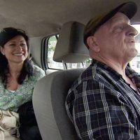 Lisbeth och taxichauffören