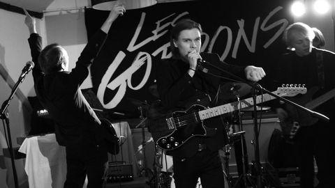 Les Gordons, Live, Melodifestivalen 2017
