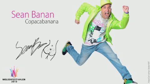 Sean Banan - Copacabanana