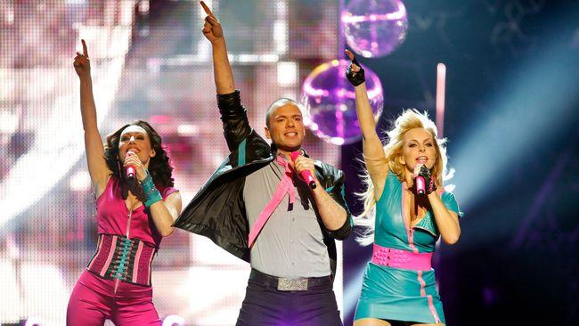 Alcazar gör comeback i Melodifestivalen.