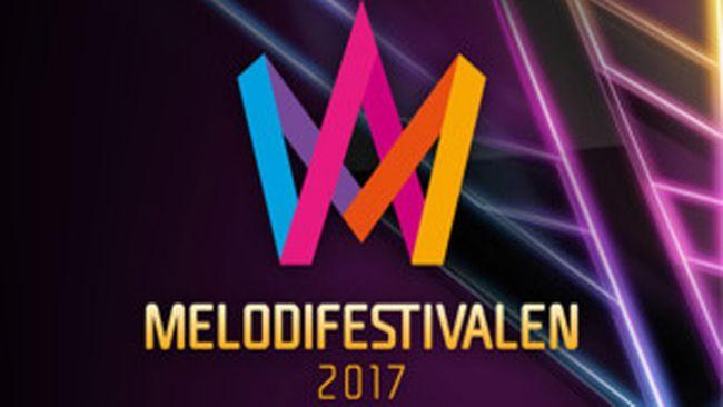 Melodifestivalen 2017: Logotyp och visuell identitet