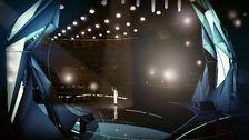 En viktig tanke bakom konstruktionen är att man vill föra publiken och artisterna närmare varandra.