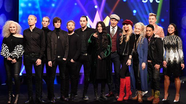 Melodifestivalen 2019 Deltävling 2: Melodifestivalkalendern: Deltävling Fyra I Skellefteå I
