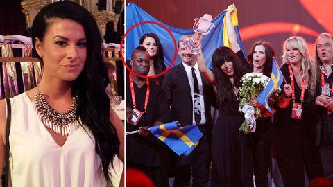 Johanna Beijbom var med i den svenska truppen som vann Eurovision Song Contest 2012 i Baku. Nu är hon klar för Danmarks melodifestival.