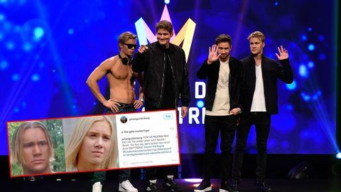 De Vet Du i Melodifestivalen 2017.