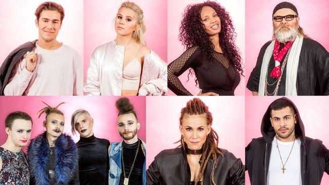Melodifestivalen Deltävling 2: Låt För Låt Malmö: Live Från Första Lyssningen På Bidragen