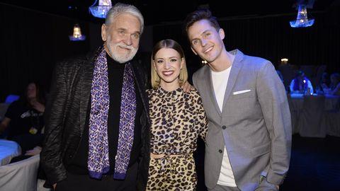 Bild på Hasse, Clara och David.