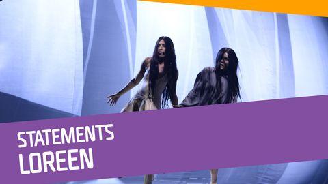 "Se Loreen sjunga ""Statements"" i Andra chansen."