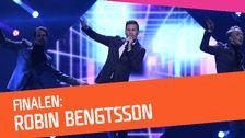 "Se Robin Bengtsson sjunga ""I Can't Go On"" i Melodifestivalen 2017."