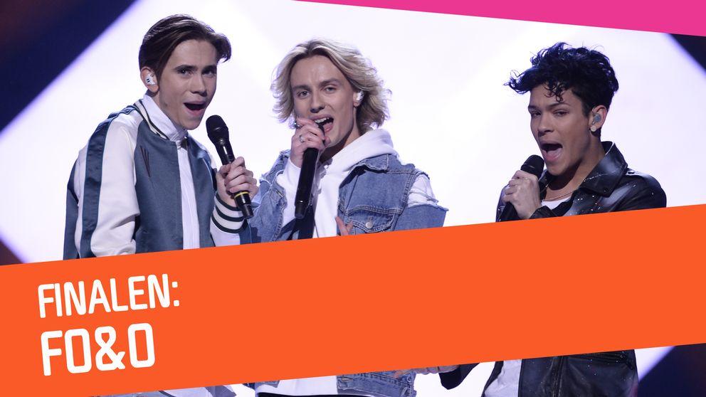 "Se FO&O sjunga ""Gotta Thing About You"" i Melodifestivalen 2017."