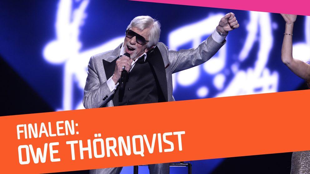 "Se Owe Thörnqvist sjunga ""Boogieman Blues"" i Melodifestivalen 2017."