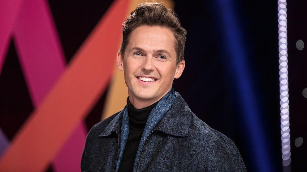 David Lindgren återkommer som programledare för Melodifestivalen 2018.