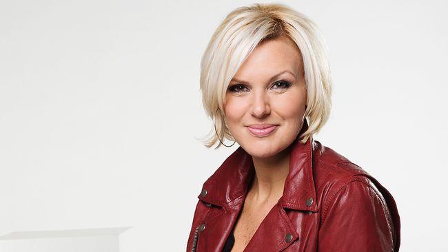 Sanna Nielsen i Melodifestivalen 2014.