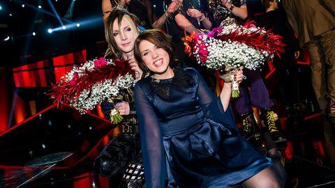 YOHIO och Ellen Benediktson är i final i Melodifestivalen.