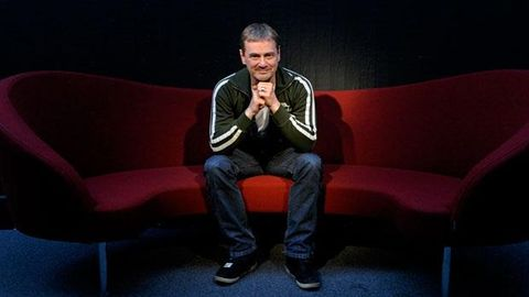 Bild på Christer Björkman, exekutiv producent för Melodifestivalen.