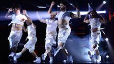 Dinah Nahs dansare.