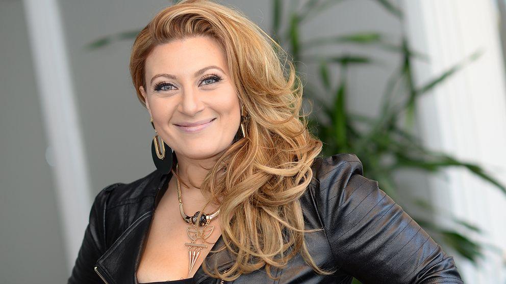 Sarah Dawn: Sarah Dawn Finer Leder Melodifestivalen 2016 I Gävle Med