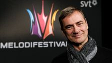 Christer Björkman, producent för Melodifestivalen 2012