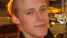 Gustav Dahlander, chefredaktör för Melodifestivalens webbplats.