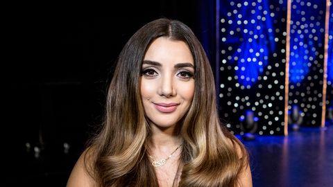 Gina Dirawi leder Melodifestivalen 2016.