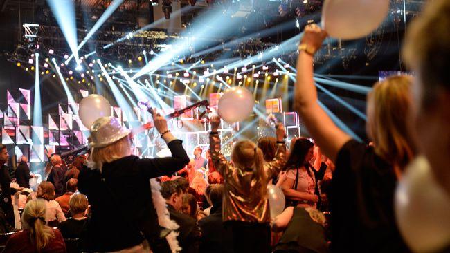 Göteborg är redo för Melodifestivalpremiär.