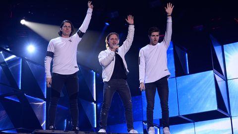 SMILO i Melodifestivalen 2016