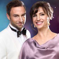 Måns Zelmerlöw och Petra Mede leder Eurovision Song Contest 2016.