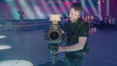 Niklas Närwall, Steadicam, Eurovision, 2016