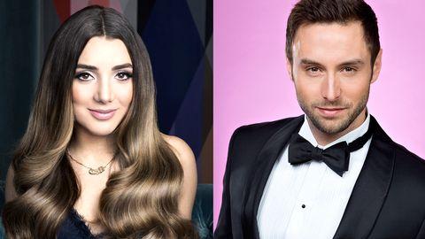Gina Dirawi och Måns Zelmerlöw är publikens nominerade till Årets programledare.