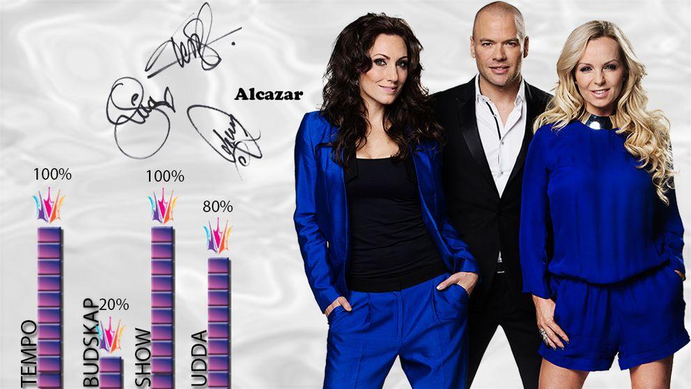 Bild på Alcazar.