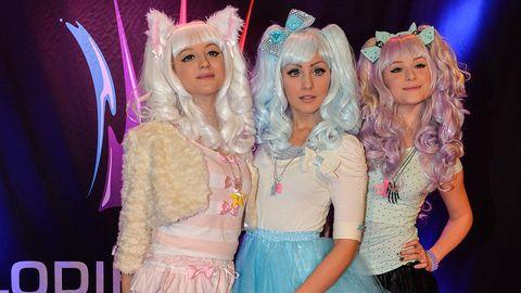Dolly Style tävlar i Melodifestivalen 2015.