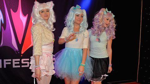 Dolly Style i Melodifestivalen 2015.