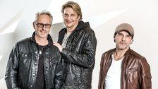 Uno Svenningsson, Tommy Nilsson och Patrik Isaksson.
