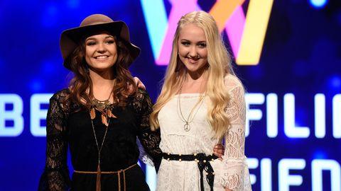Bella & Filippa, Melodifestivalen 2017