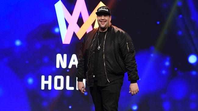 Nano, Melodifestivalen 2017