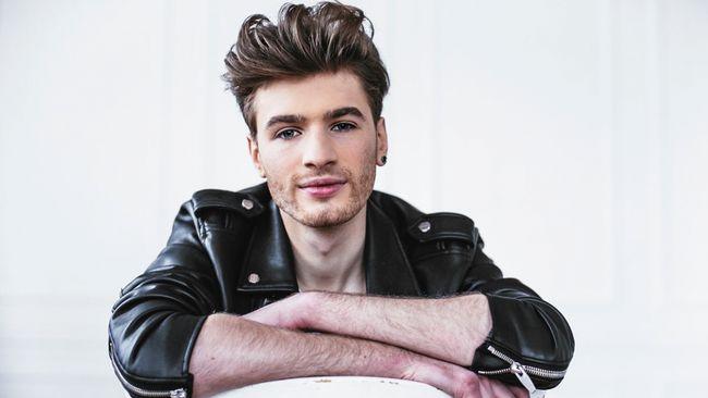 Justs tävlar för Lettland i Eurovision 2016.