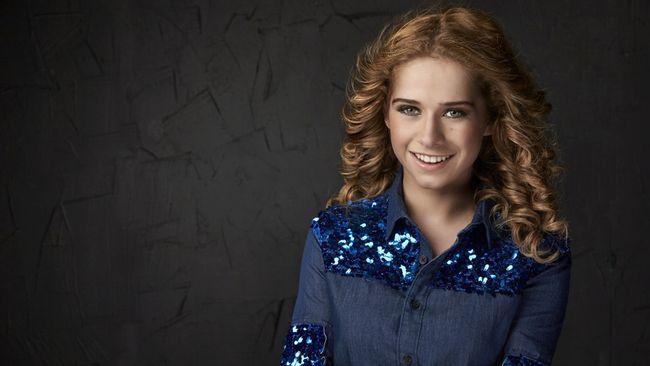 Laura Tesoro tävlar för Belgien i Eurovision 2016.