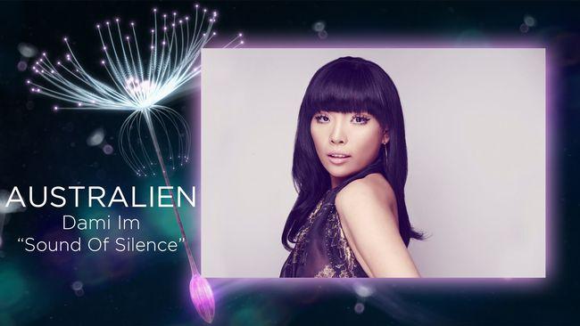 Dami Im representerar Australien i Eurovision Song Contest 2016.