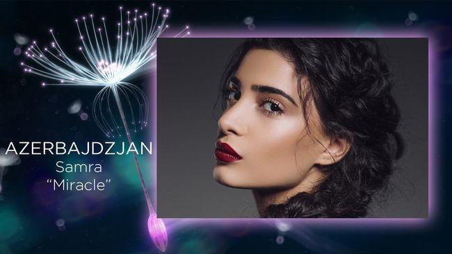 Samra representerar Azerbajdzjan i Eurovision Song Contest 2016.