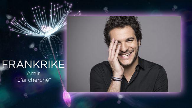 Amir representerar Frankrike i Eurovision Song Contest 2016.
