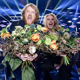 Martin Almgren och Jessica Andersson är i final i Melodifestivalen 2018-