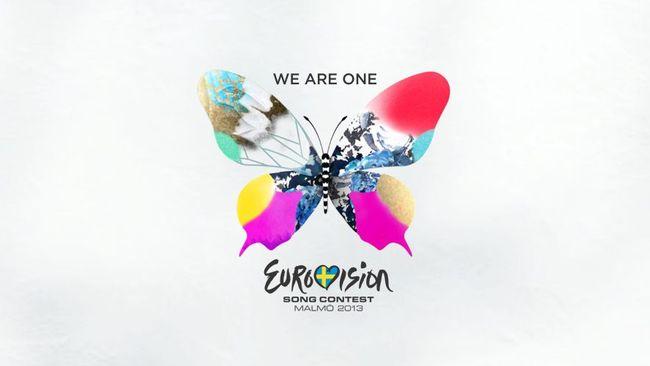 Logotyp för Eurovision Song Contest 2013 i Malmö.